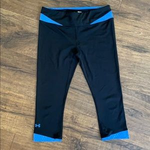 Underarmour fitted workout pants